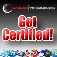 Social Media Certification | Get Certified in Social Media!
